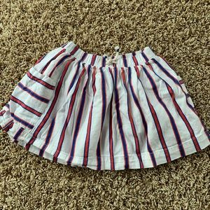 Red white blue skirt! Excellent condt! Twins!!